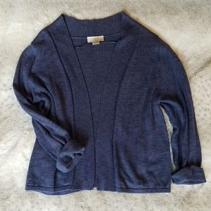 Nwot Navy sweater